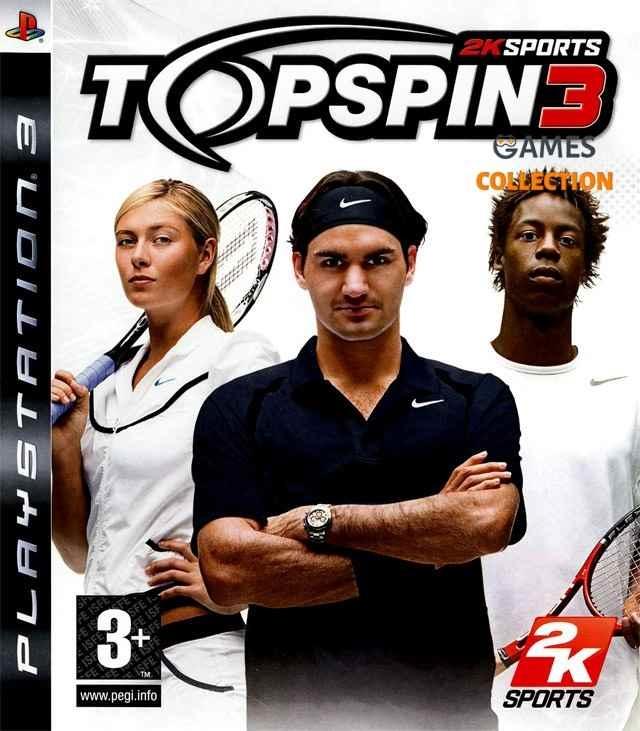 Top Spin 3 (PS3)-thumb