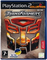 Transformers (PS2) Б/У-thumb