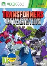 Transformers: Devastation (XBOX 360)-thumb