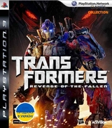 Transformers: Revenge of the Fallen (PS3) Б/У-thumb