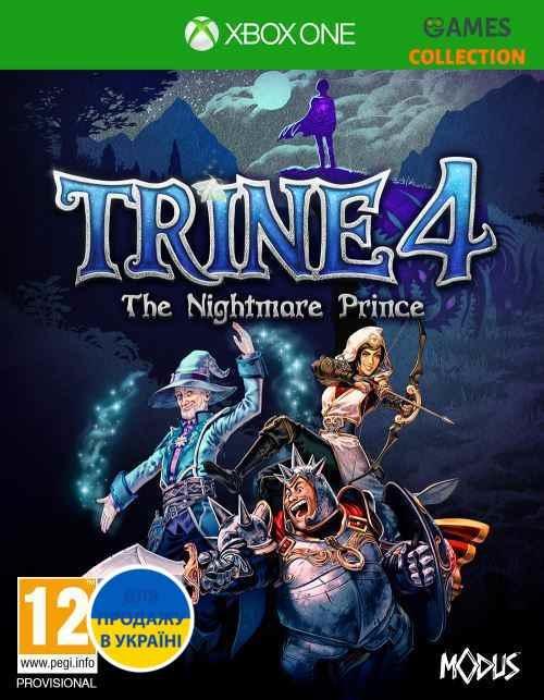 Trine 4: The Nightmare Prince (XBox One)-thumb