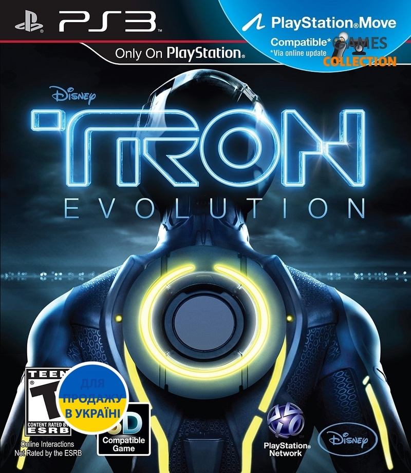 TRON Evolution: The Video Game (PS3)-thumb