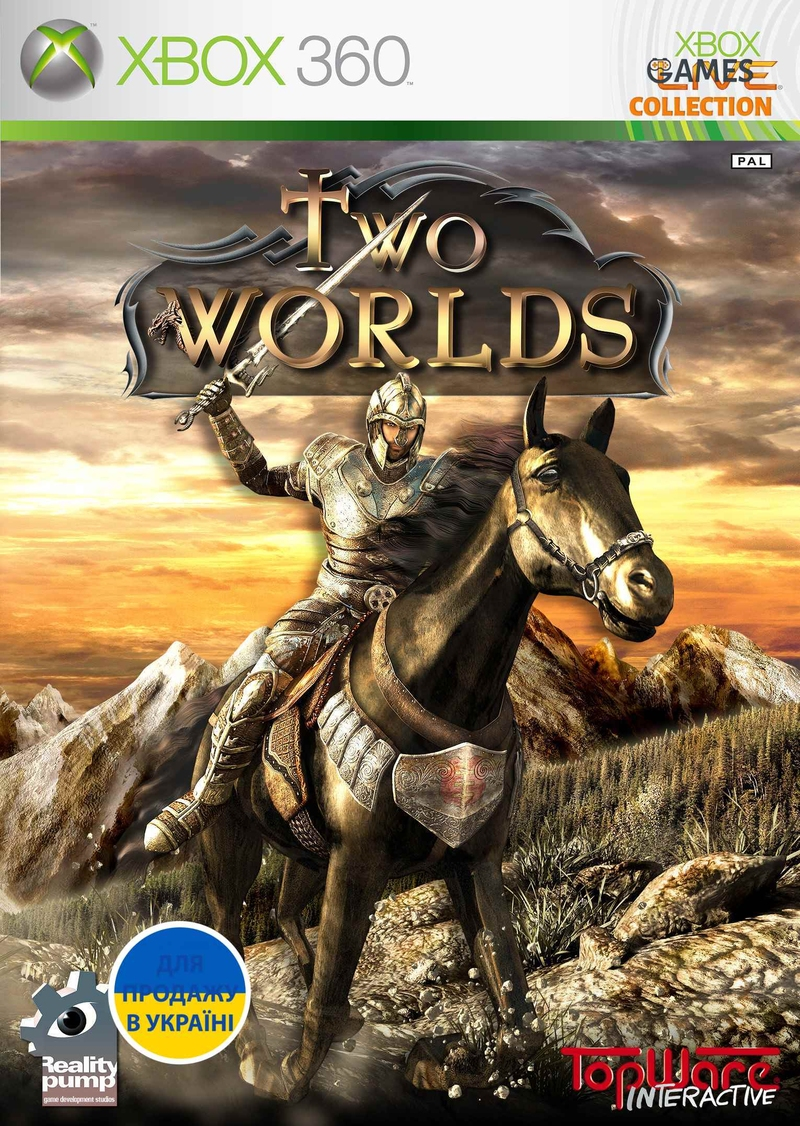Two Worlds (XBOX 360)-thumb
