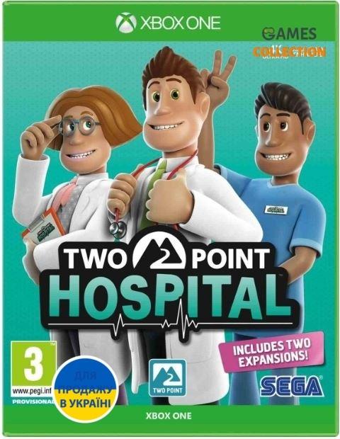 Two Point Hospital (XOne)-thumb