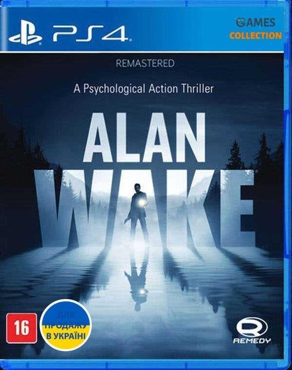 Alan Wake Remastered (PS4)-thumb