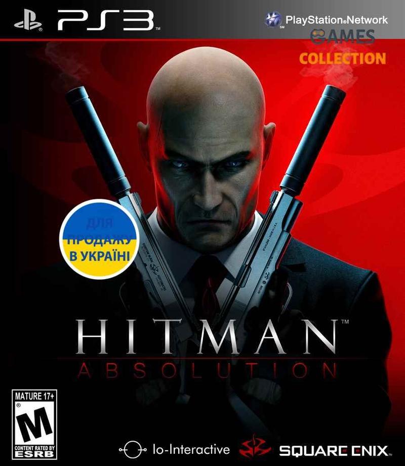 Hitman: Absolution (PS3) Б/У-thumb