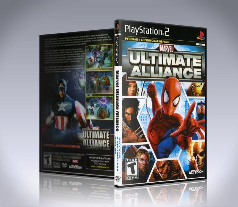 Ultimate Alliance (ps2)-thumb
