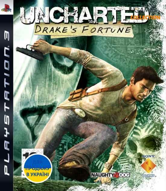 Uncharted: Drake's Fortune (PS3)-thumb