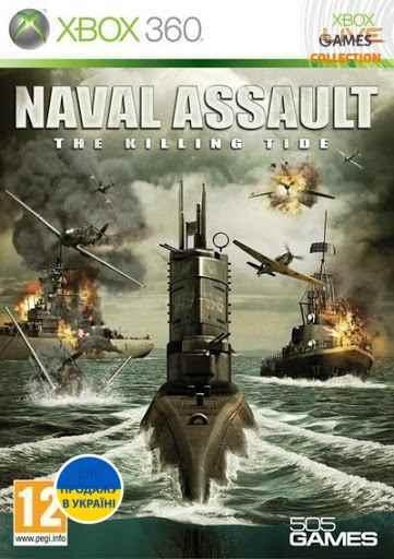 Naval Assault: The Killing Tide (XBOX360)-thumb