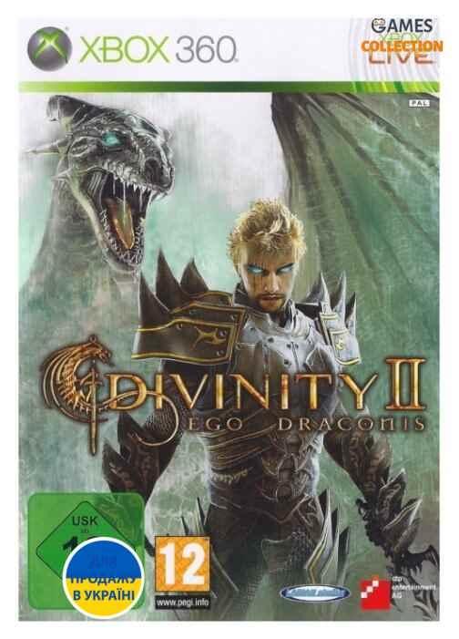 Divinity 2: Ego Draconis (XBOX360)-thumb