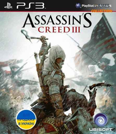 Assassin's Creed III ENG (PS3)-thumb