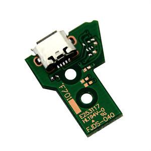 Модуль зарядки Micro USB Dualshok 4 JDS-040 (12 Pin)-thumb