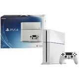 Игровая консоль PlayStation 4 500GB White-thumb