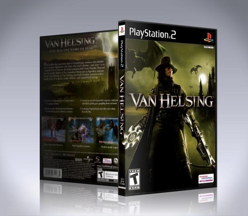 Van Helsing Adventure Lives Forever (PS2)-thumb