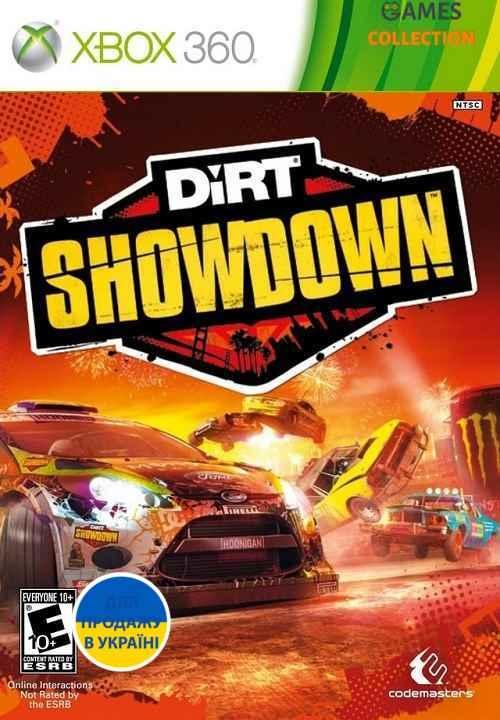 DiRT Showdown (XBOX360) Б/У-thumb
