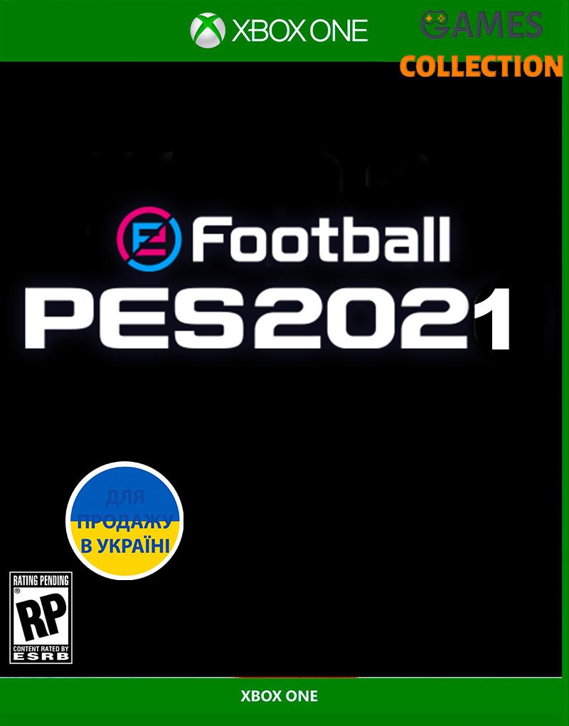 PES 2021 (XBox One)-thumb