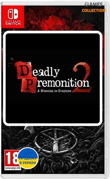 Deadly Premonition 2: A Blessing in Disguise (Switch)-thumb