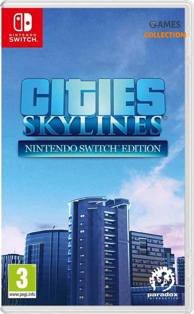 Cities: Skylines (Nintendo Switch)-thumb