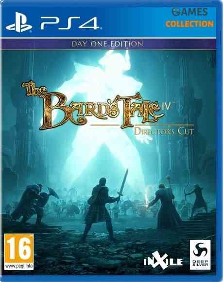 The Bard's Tale IV: Director's Cut (Day One Edition) (PS4)-thumb