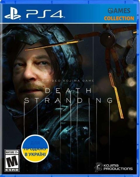 Death Stranding Русская версия (PS4)-thumb