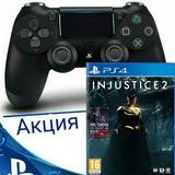 DUAL SHOCK 4 V2+Injustice 2-thumb