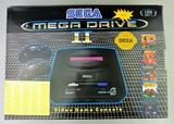 Игровая приставка Sega Mega Drive 2 + игры-thumb