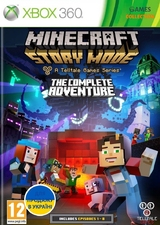 Minecraft: Story Mode – The Complete Adventure (XBOX360)-thumb
