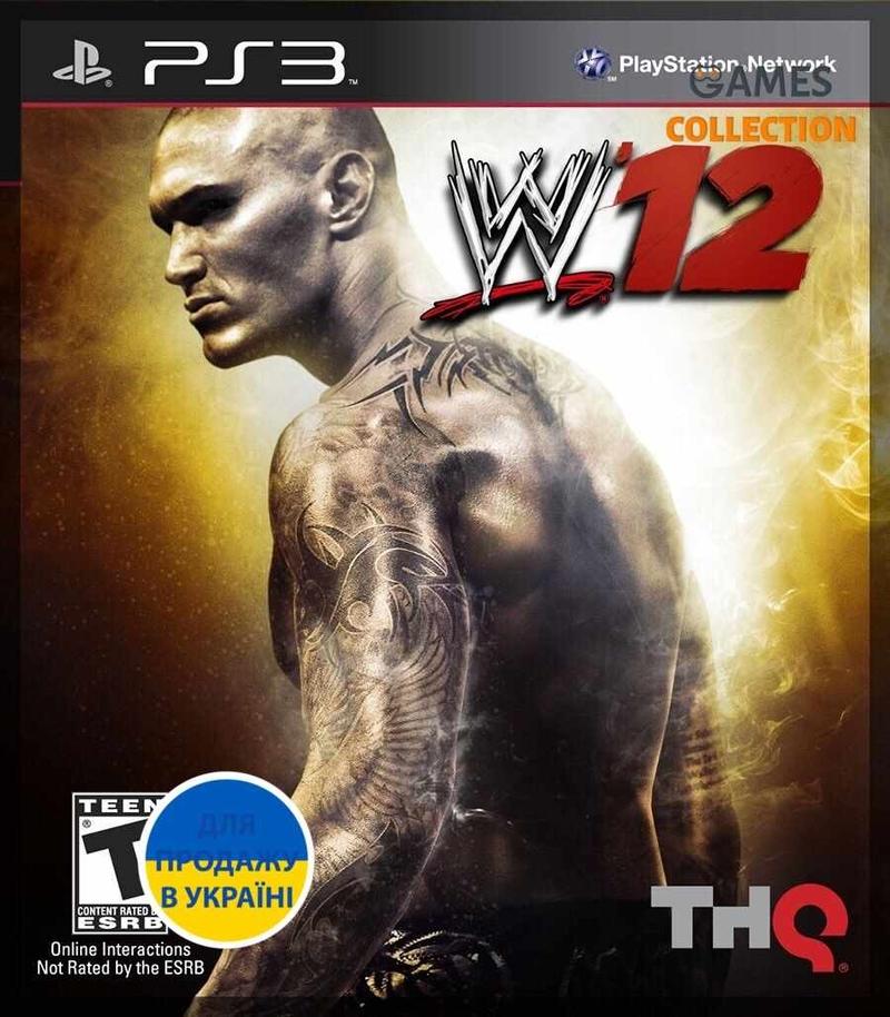 WWE '12 (PS3)-thumb