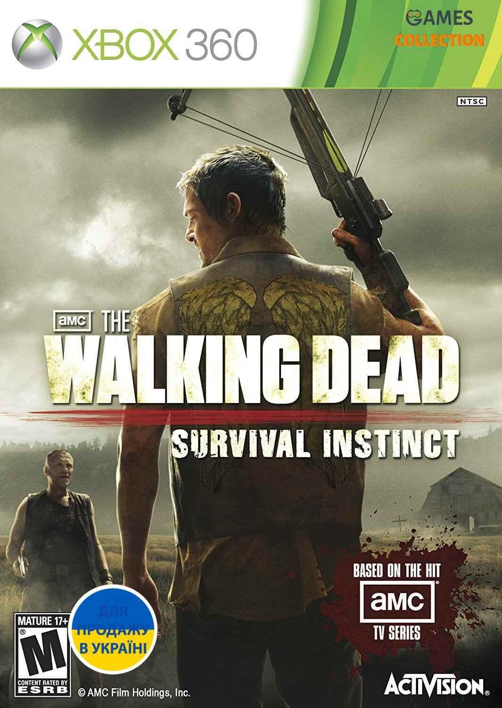 The Walking Dead Survival Instinct(XBOX360)-thumb