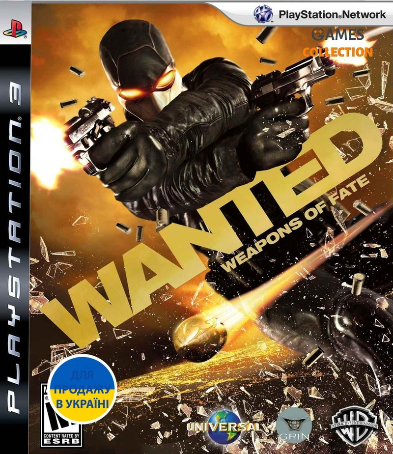 Wanted: Weapons of Fate (PS3)-thumb