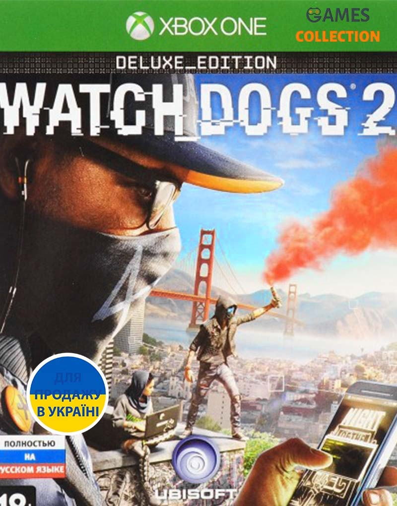 Watch Dogs 2: Deluxe Edition (XBOX ONE)-thumb