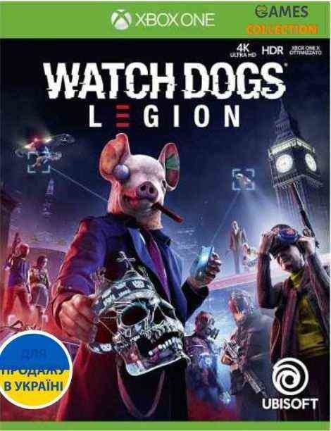 Watch Dogs Legion (XBox One)-thumb