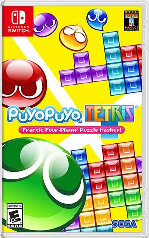 Puyo Puyo Tetris (Switch)-thumb