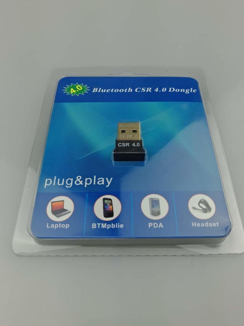 Bluetooth 4.0 Dongle Adapter CSR 4.0 USB 2.0-thumb