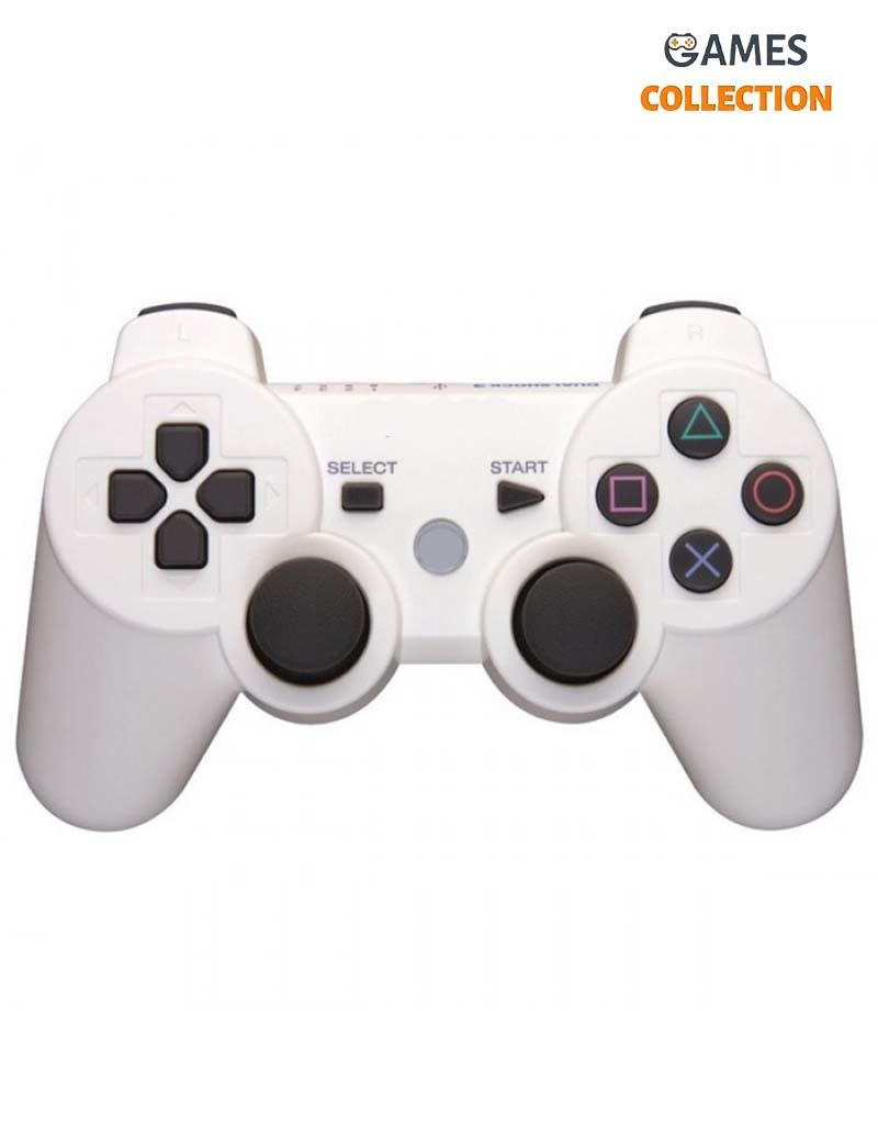 Белый джойстик (PS3)-thumb