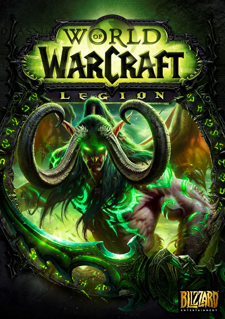 World of Warcraft: Legion Ключ (PC)-thumb