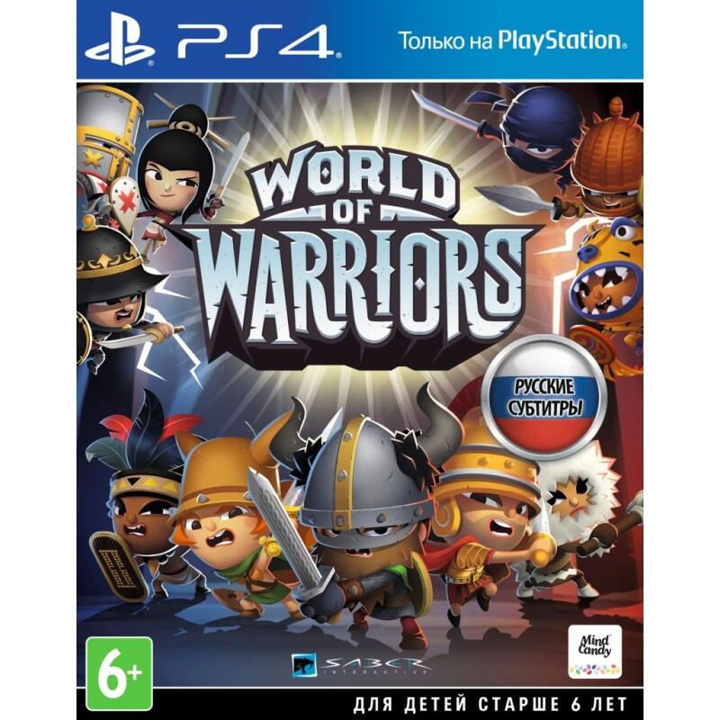 World of Warriors (PS4)-thumb