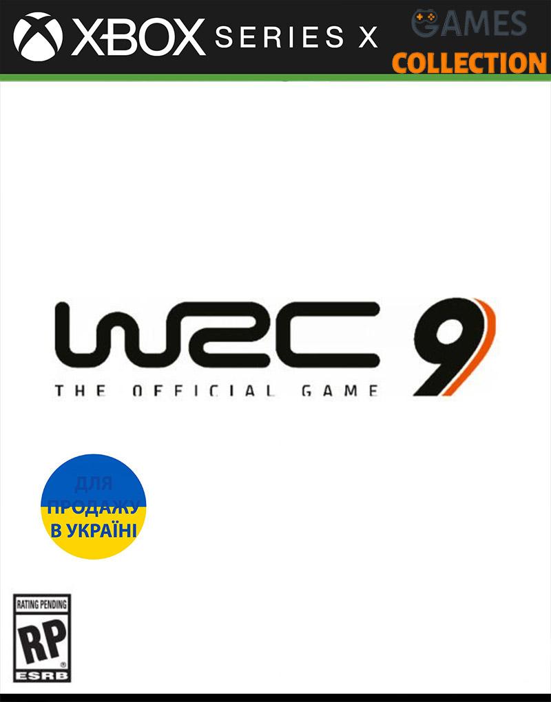 WRC 9 (Xbox Series X)-thumb