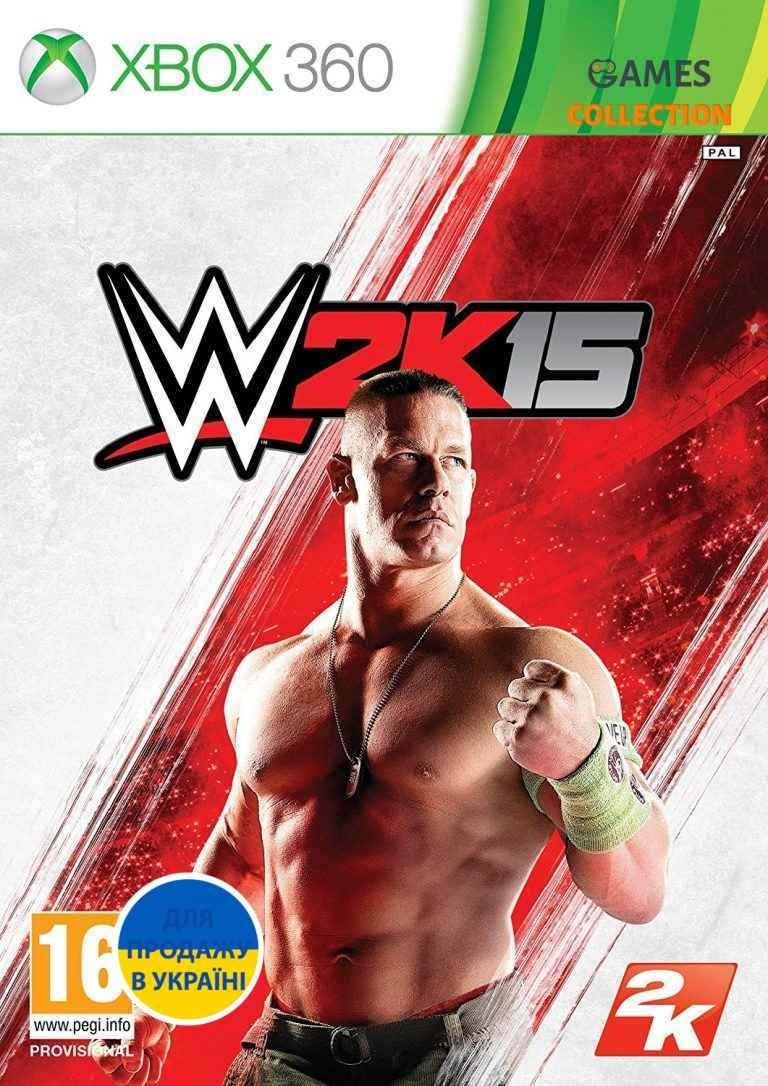 WWE 2K15 (XBOX360)-thumb