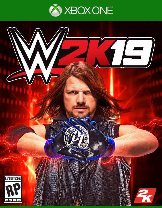 WWE 2K19 (Xbox One)-thumb