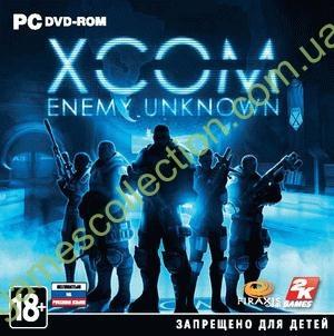 XCOM: ENEMY UNKNOWN КЛЮЧ (РС)-thumb