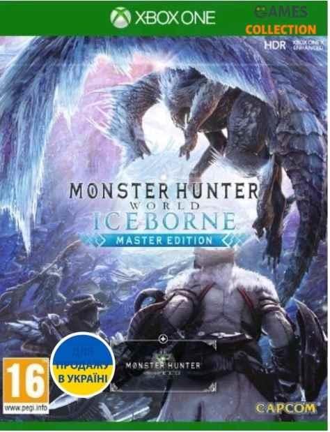 Monster Hunter: World Iceborne (XBox One) (Master Edition Steelbook)-thumb
