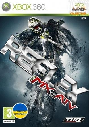 MX vs ATV: Reflex (XBOX360)-thumb