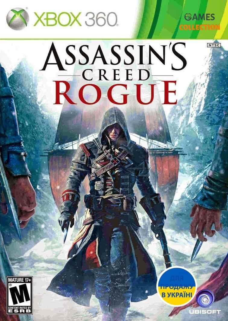 Assassin's Creed: Rogue (Xbox 360/Xbox One) Б/У-thumb