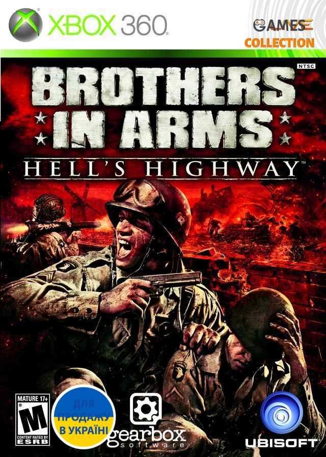 Brothers in Arms: Hell's Highway (XBOX360) Лицензионный-thumb