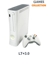 Xbox 360 FAT Black/White + LT+3.0-thumb