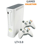 Xbox 360 FAT Black/White + LT+3.0 + 2-й джойстик-thumb
