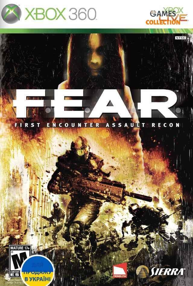 FEAR (XBOX360)-thumb