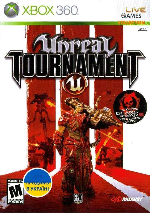 Unreal Turnament III (XBOX360)-thumb