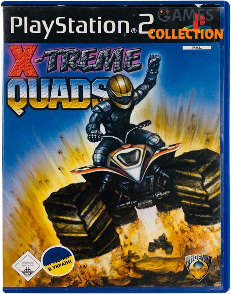 X-treme Quads (PS2) Б/У-thumb